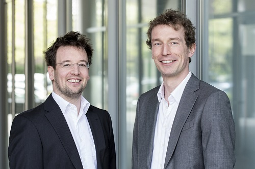 Paul Kreutzkamp & Jan de Decker, founders and CEOs of Next Kraftwerke Belgium